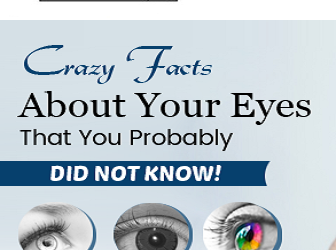 Eyes Crazy Facts
